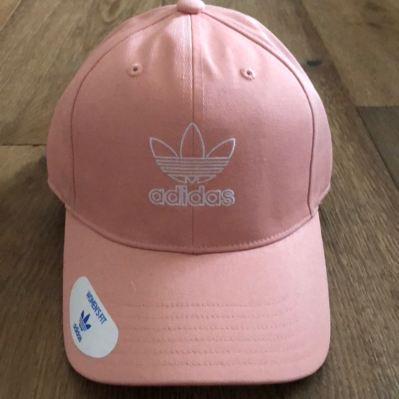 9ce8bf37 adidas Accessories | Originals Relaxed Strapback Outline Hat | Poshmark